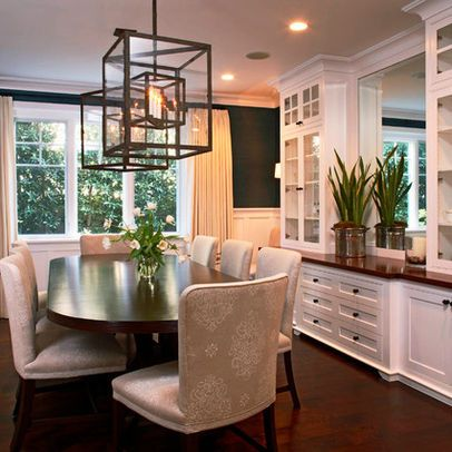 Built In China Cabinet Design Ideas Pictures Remodel And Decor