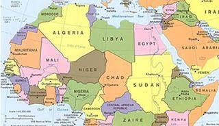 Map Of Algeria Africa | Jackenjuul