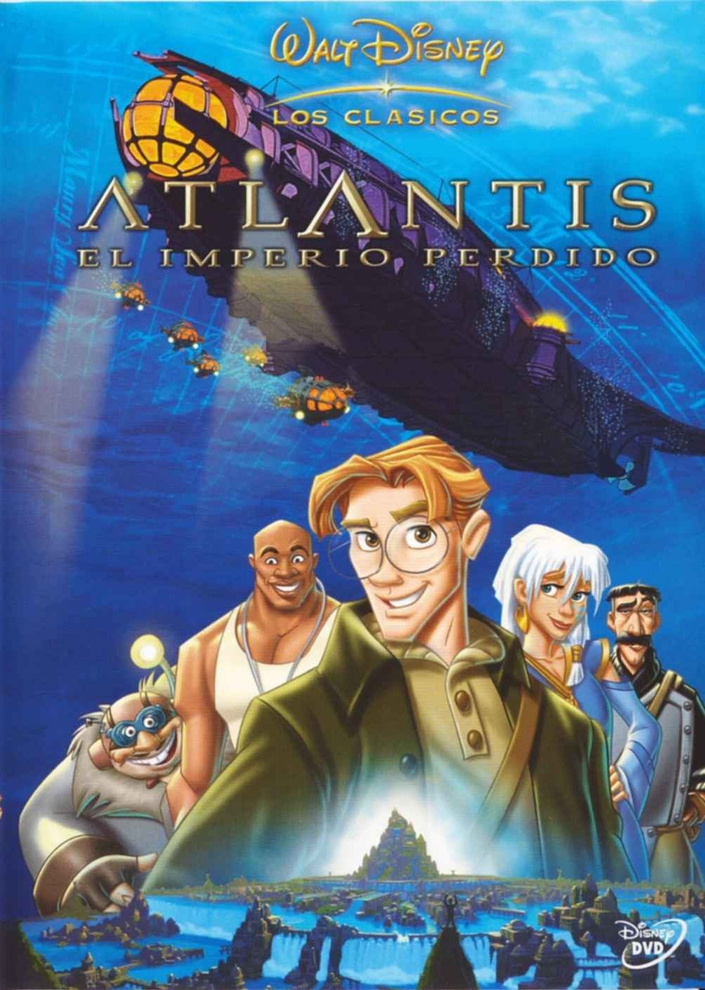 Atlantis El Imperio Perdido Buscar Con Google Peliculas Infantiles De Disney Peliculas De Disney Peliculas Animadas Disney