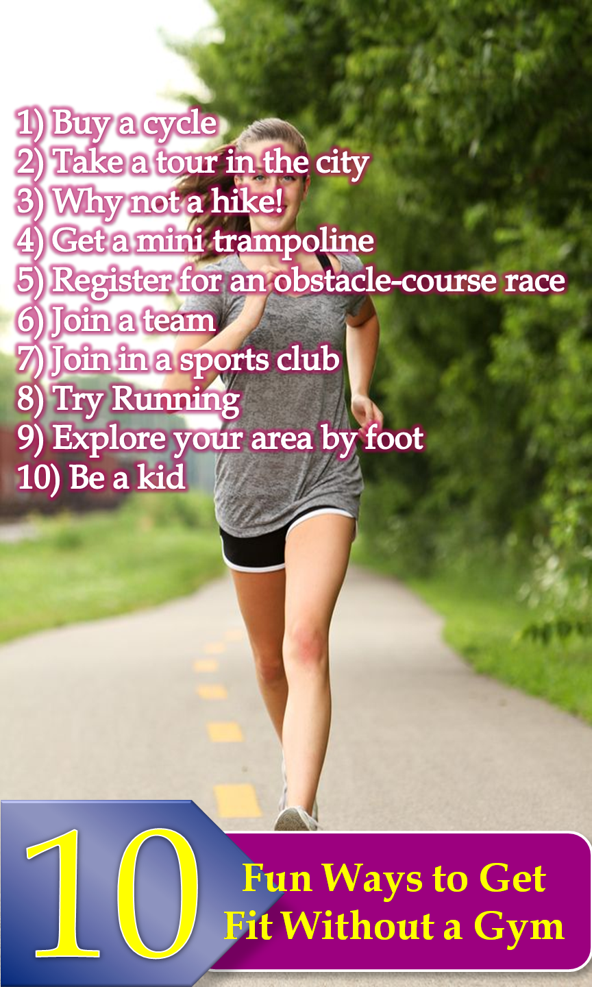 10 Fun Ways to Get Fit With Diabetes
