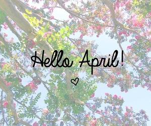 April <3