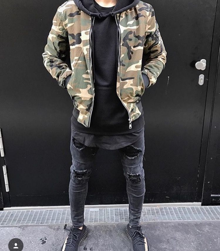 Is Camo Back Men 39 S Fashion Urban Street Style Pinterest Camo Street And Street Styles