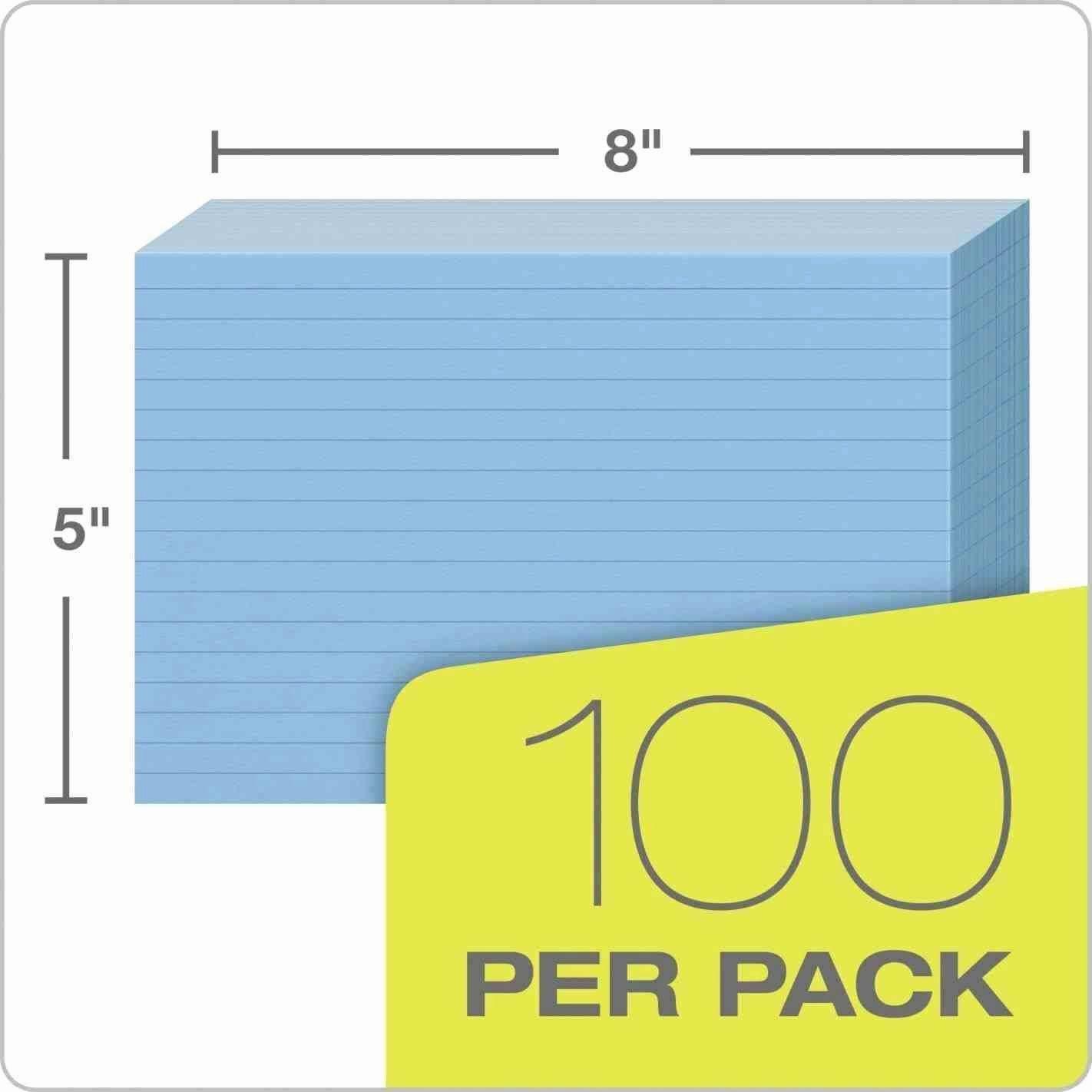 5x8 Index Card Template Inspirational Beautiful Avery 5x8 Index Card Template Card Template Business Card Template Design Printable Business Cards