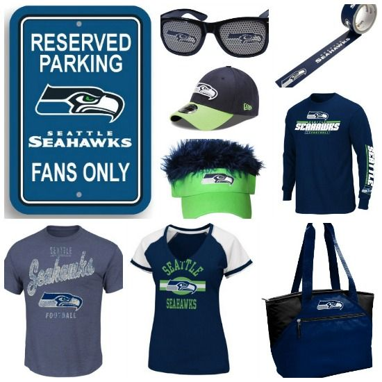 best website 448d1 b7861 Amazon – Seahawks NFL clothing and gear deals | ☂ Best of ...