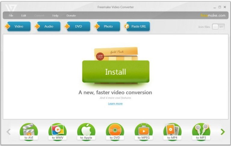 Freemake Video Converter Key Gold Version 4 1 10 Serial Key