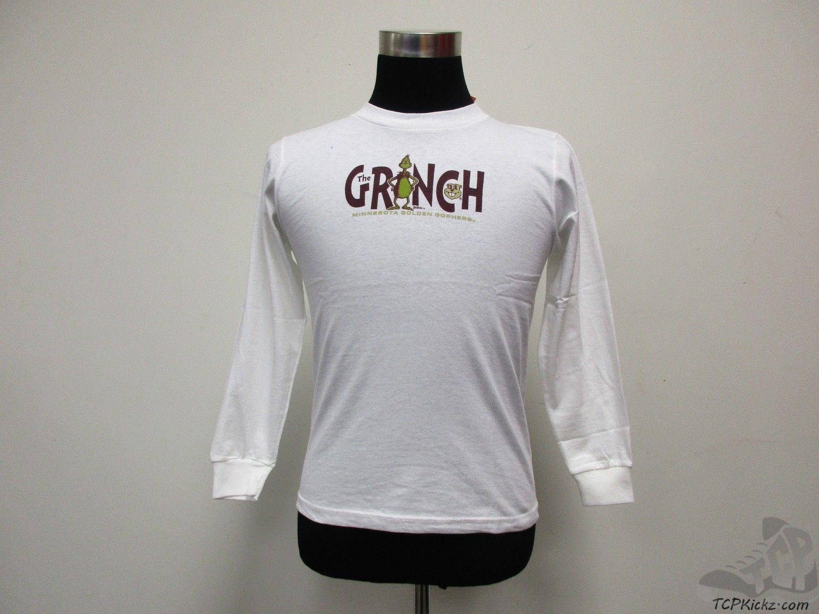 Youth's Apparel : Dr Seuss Minnesota Golden Gophers Long Sleeve Shirt #tcpkickz