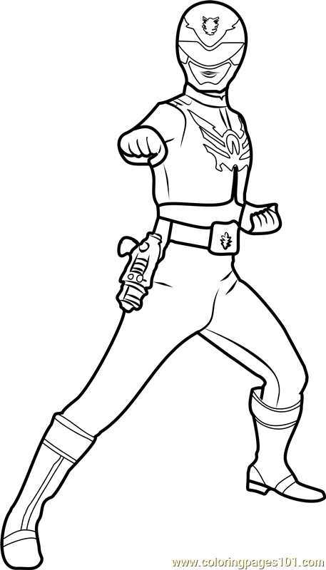 Power Rangers Megazord Coloring Pages GetColoringPages.com ...