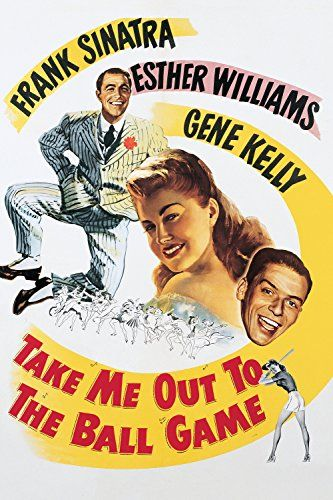 "Directed by Busby Berkeley.  With Frank Sinatra, Esther Williams, Gene Kelly, Betty Garrett. The Wolves baseball team gets steamed when they find they've been inherited by one K.C. Higgins, a suspected ""fathead"" who intends to take an active interest in running the team. But K.C. turns outs to be a beautiful woman who really knows her baseball. Second baseman Dennis Ryan promptly falls in love. But his playboy roommate Eddie O'Brien has his own notions about how to treat the..."