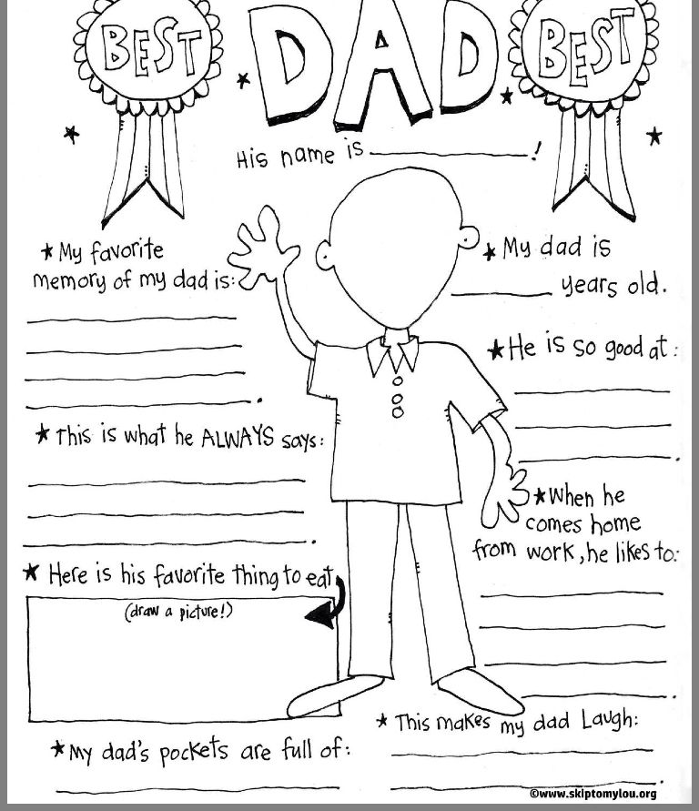Pin By Hand In Hand Early Childhood On Preschool Father S Day Activities Fathers Day Coloring Page Fathers Day Crafts