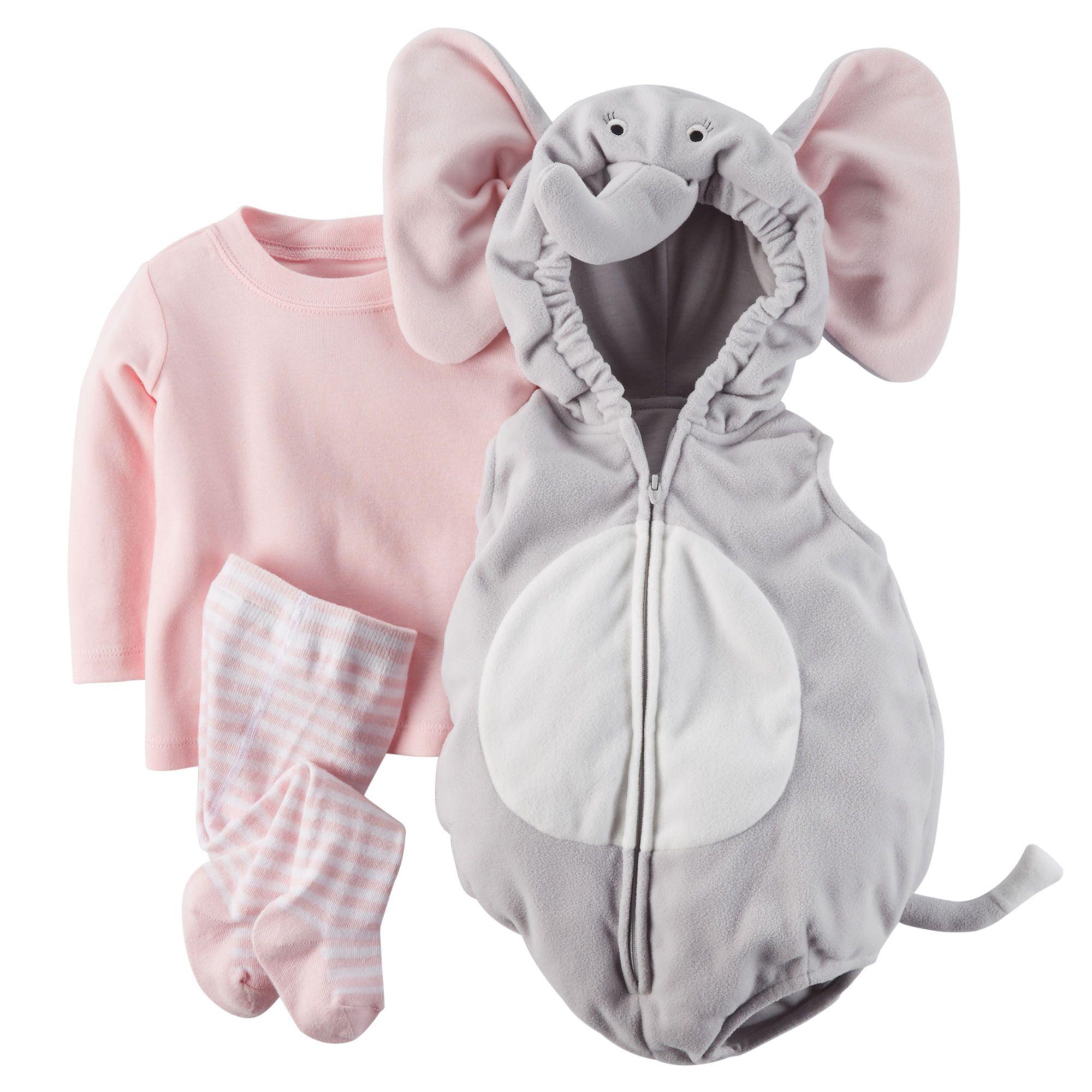 little baby elephant halloween costume, grey | greybay | pinterest