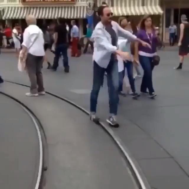 Disney Park Injuries