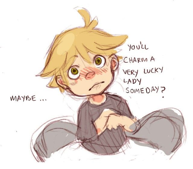Young Adrien is so cute 5/6 | The Miraculous Ladybug