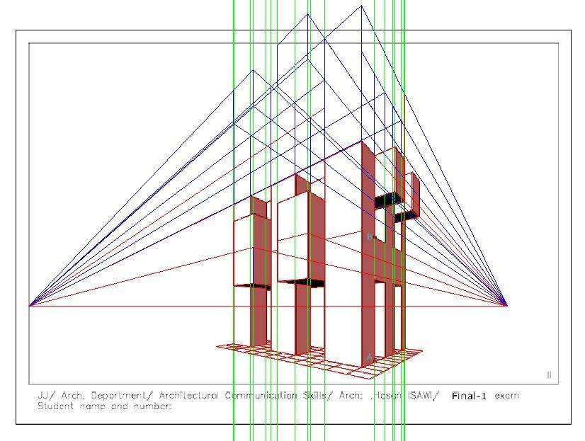 Amani Mardini Architectural Communication Skills-