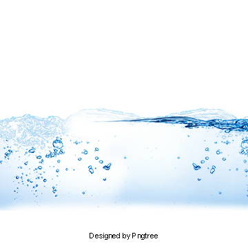 Blue Water Bubbles Background Vector Material Png And Vector Water Bubbles Blue Water Milk Splash