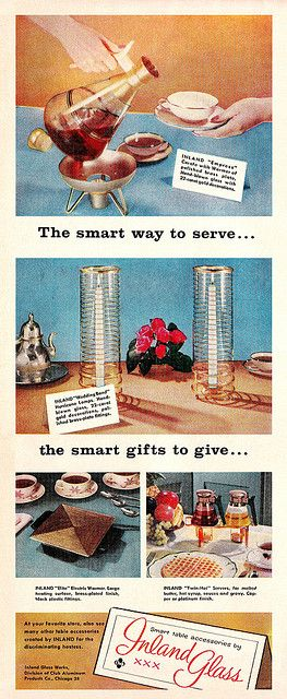 """""""For the Discriminating Hostess"""" 