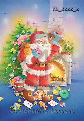 interlitho michele christmas santa snowman paintings santa fireplacekl2222 - Santa Snowman 2
