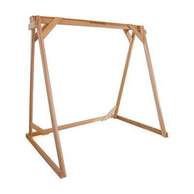 All Things Cedar Porch Swing A Frame Western Red Cedar