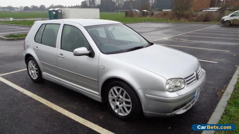 Car For Sale Vw Golf Mk4 Gti 1 8t 5 Door 150bhp