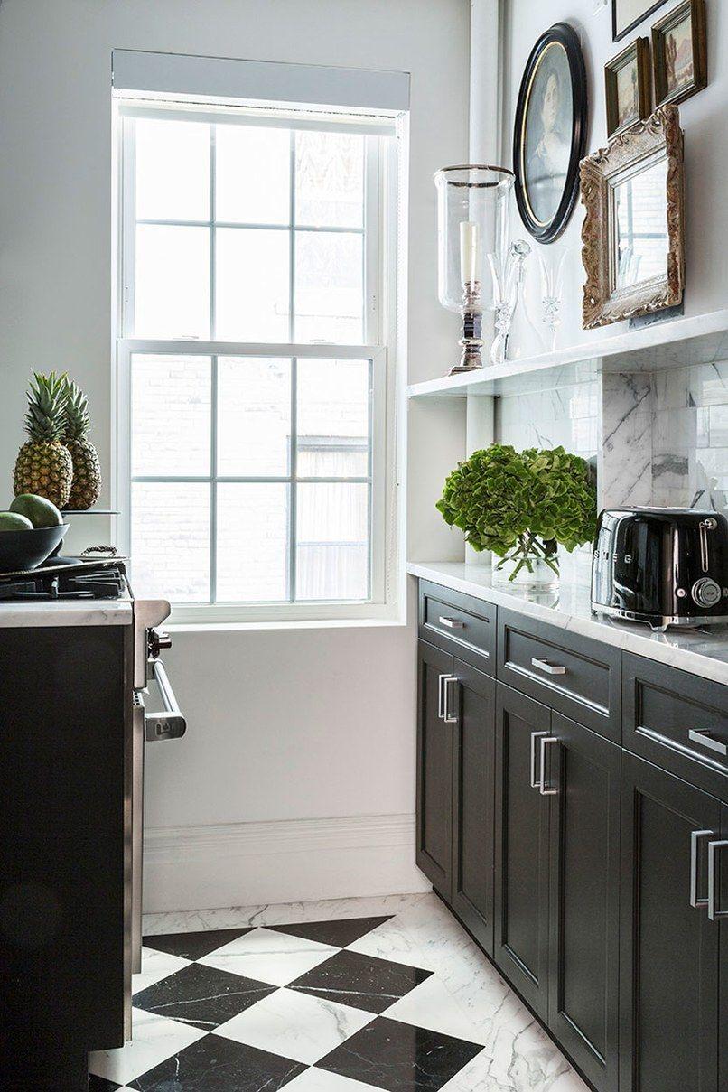 Детали   Dark blue kitchens, Dark blue and Interior decorating