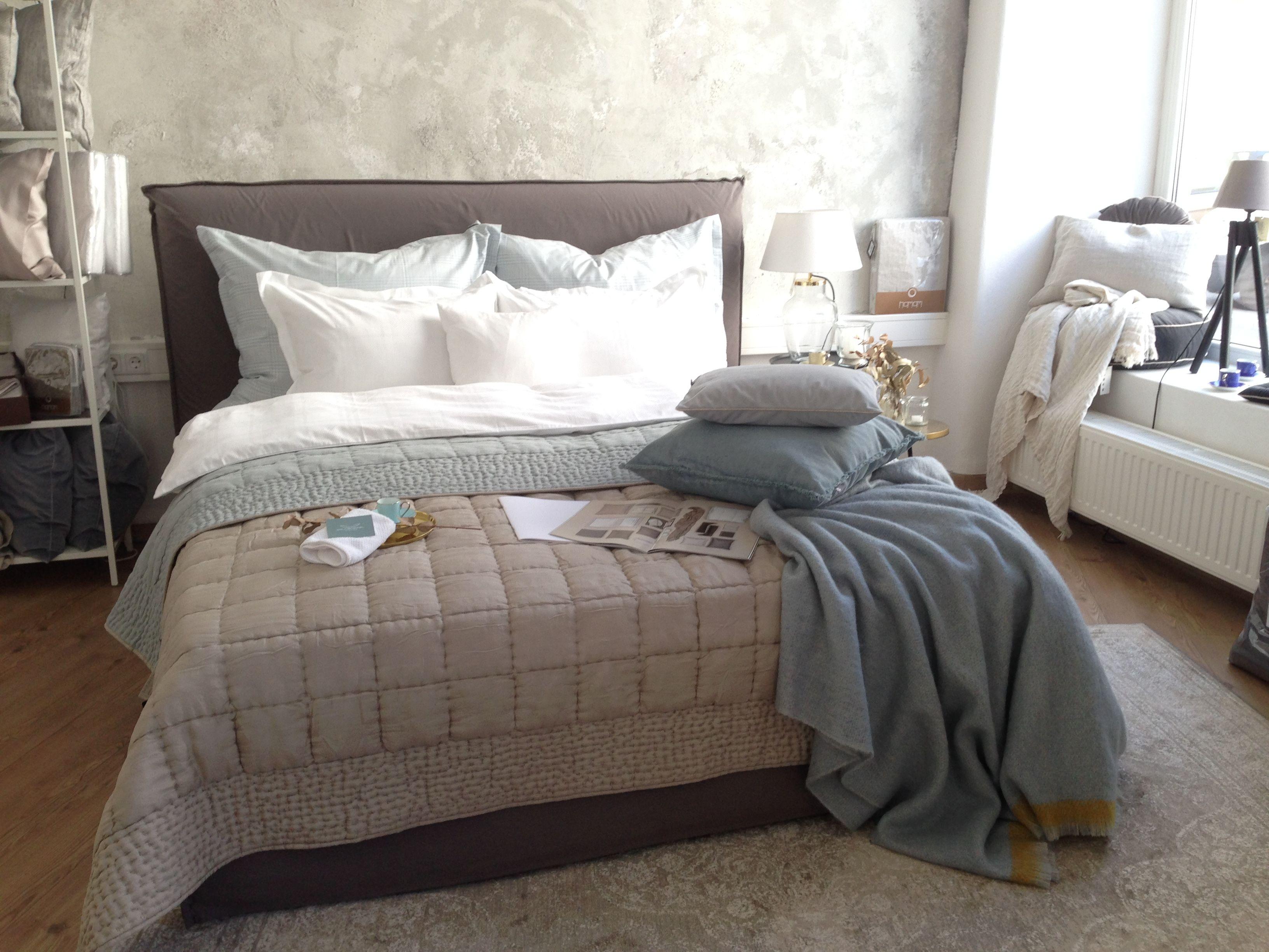 Pin von Daunenspiel auf Bettwäsche & bed design