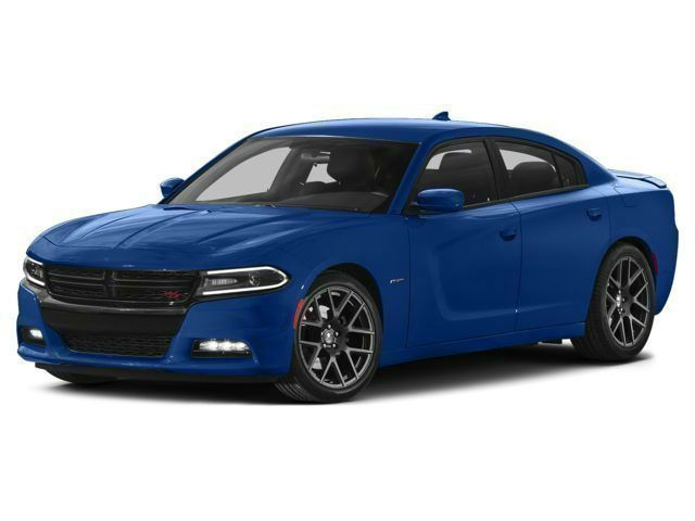2017 Dodge Charger Blue