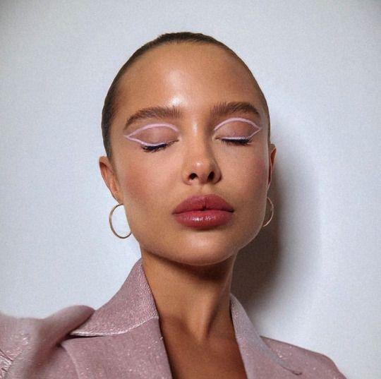 Maquillaje rosa, el mejor color para las morenas  – Maquillaje