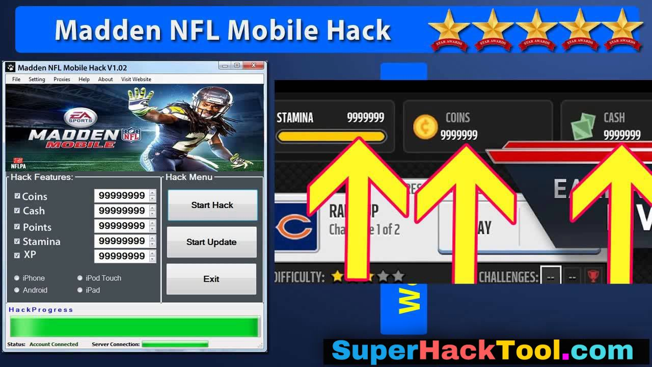 How To Get Madden Cash In Madden Mobile For Free