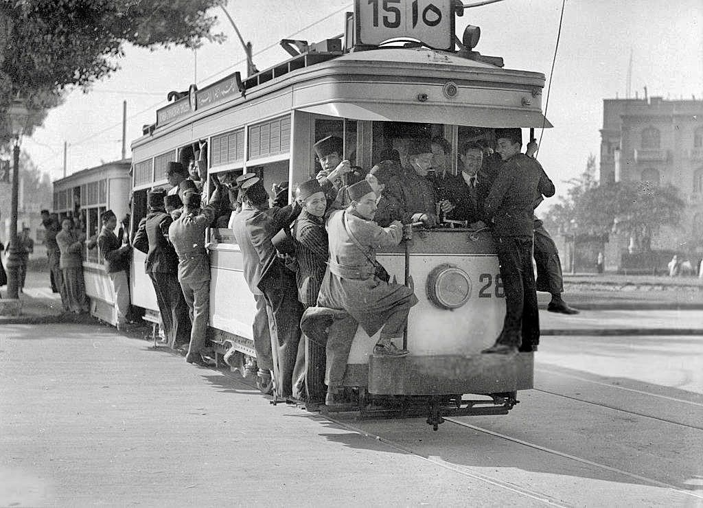 Cairobserver On Instagram Tram By 1902 A Daily Average Of 46 373 Passengers 8 Percent Of The Population Rode The T Life In Egypt Egypt History Old Egypt