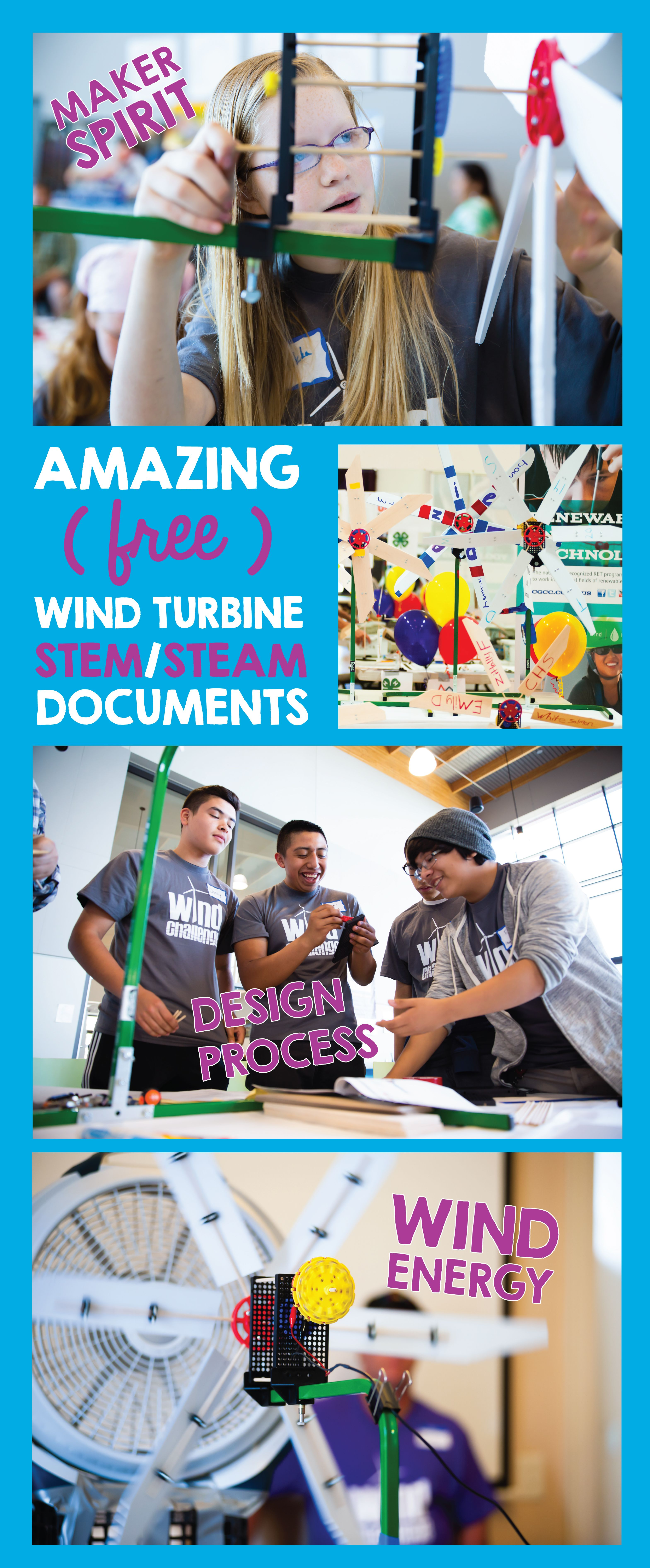 Amazing STEM/STEAM/MAKER Engineering Project. Use free Document ...