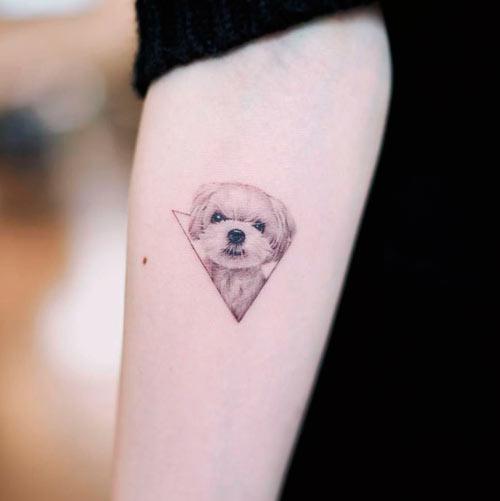 Photo of Tatuajes de perros ¿huellas, siluetas, patitas?¿Cuál eliges? | FeelCats