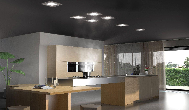 Campanas Modernas Para Cocinas Stunning Con Modernos Herrajes Y  # Muebles De Cocina Pixys