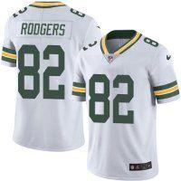 Nike Packers  82 Richard Rodgers White Men s Stitched NFL Vapor ... 34135e74e