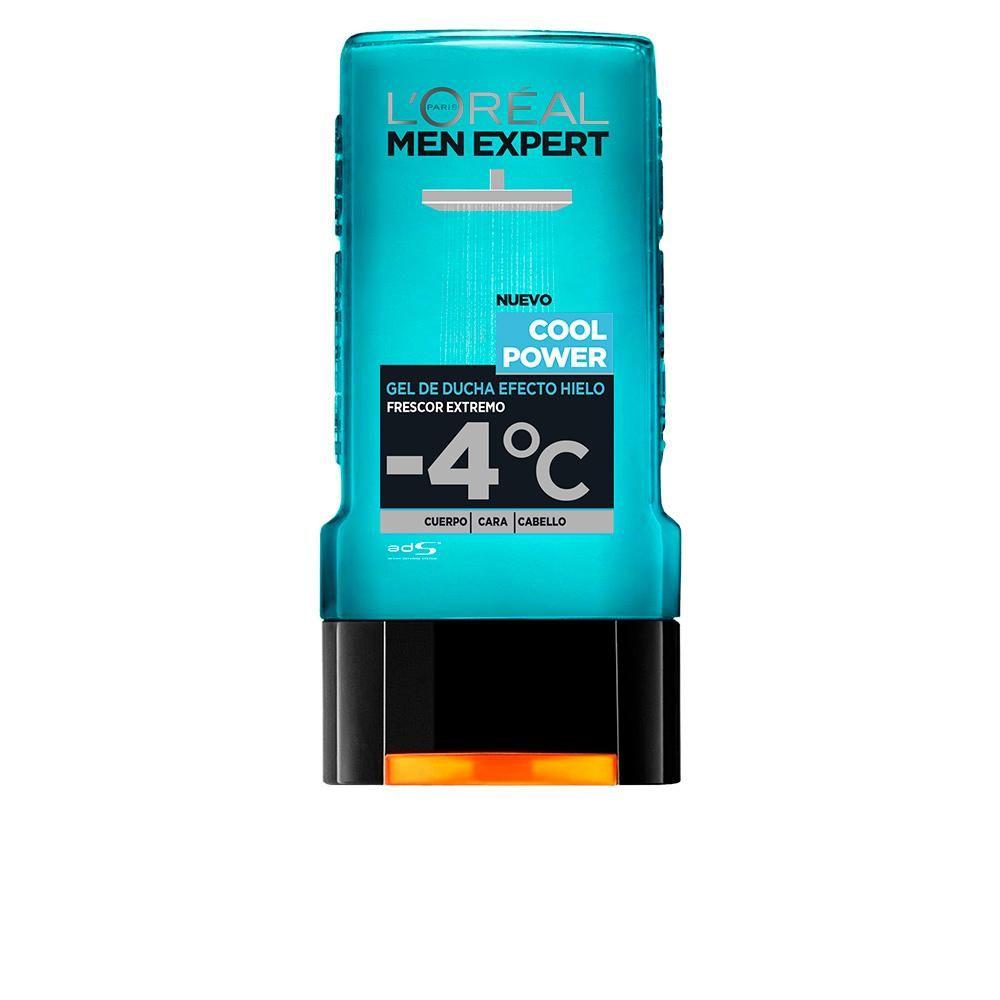 L'Oreal Make Up MEN EXPERT Duschgel total cool power 300 ml
