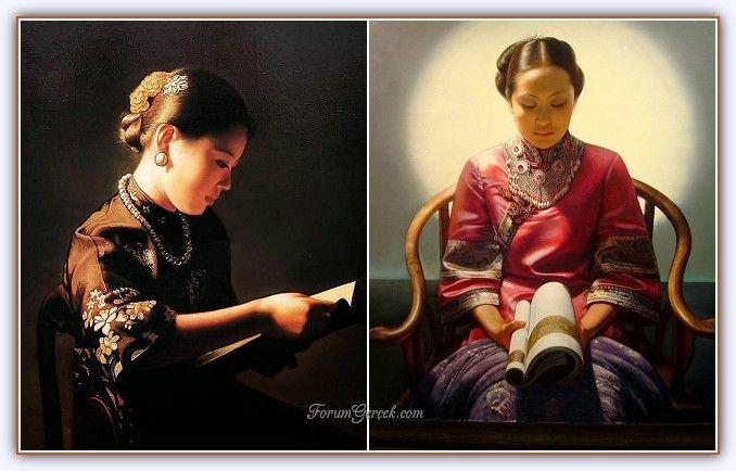Jiang Guo Fang (1951 - ....) | Çinli Ressam - Sayfa 2 - Forum Gerçek