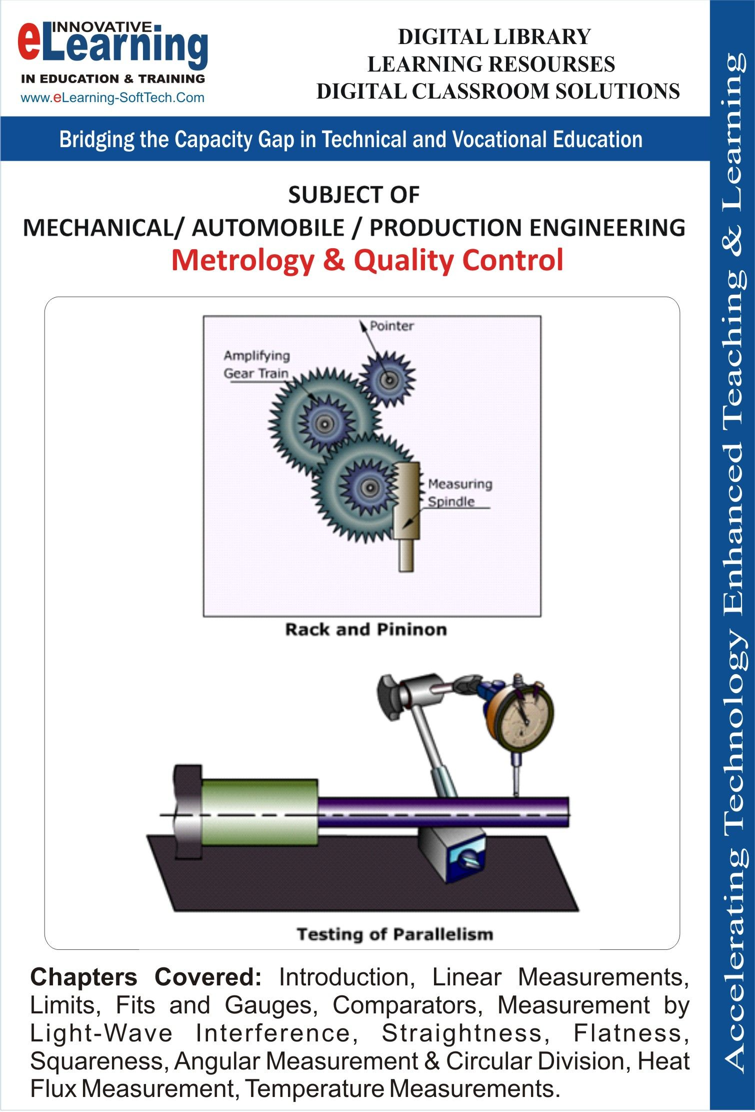 Mechanical Measurement And Metrology Book Pdf