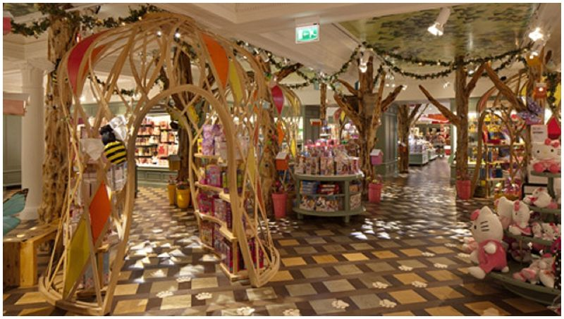 Harrods Toy Store
