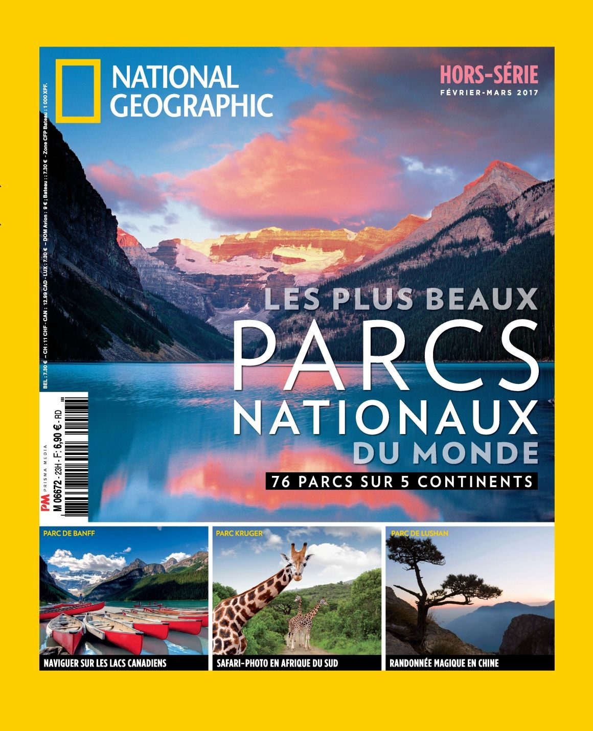 National Geographic France - Hors Série - Collection - N° 23 - Février-Mars 2017