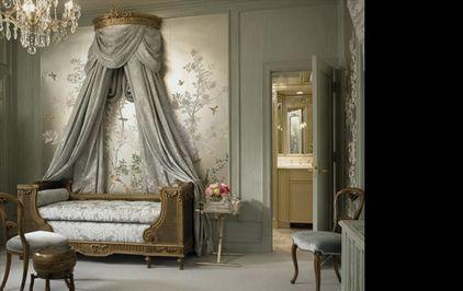traditional bedroom by Gibbons, Fortman & Associates, Ltd.