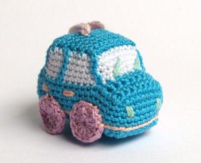 Juguetes Vii Crochet