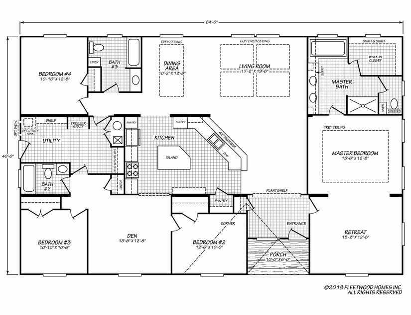 Floor plan Clayton Homes Barrington