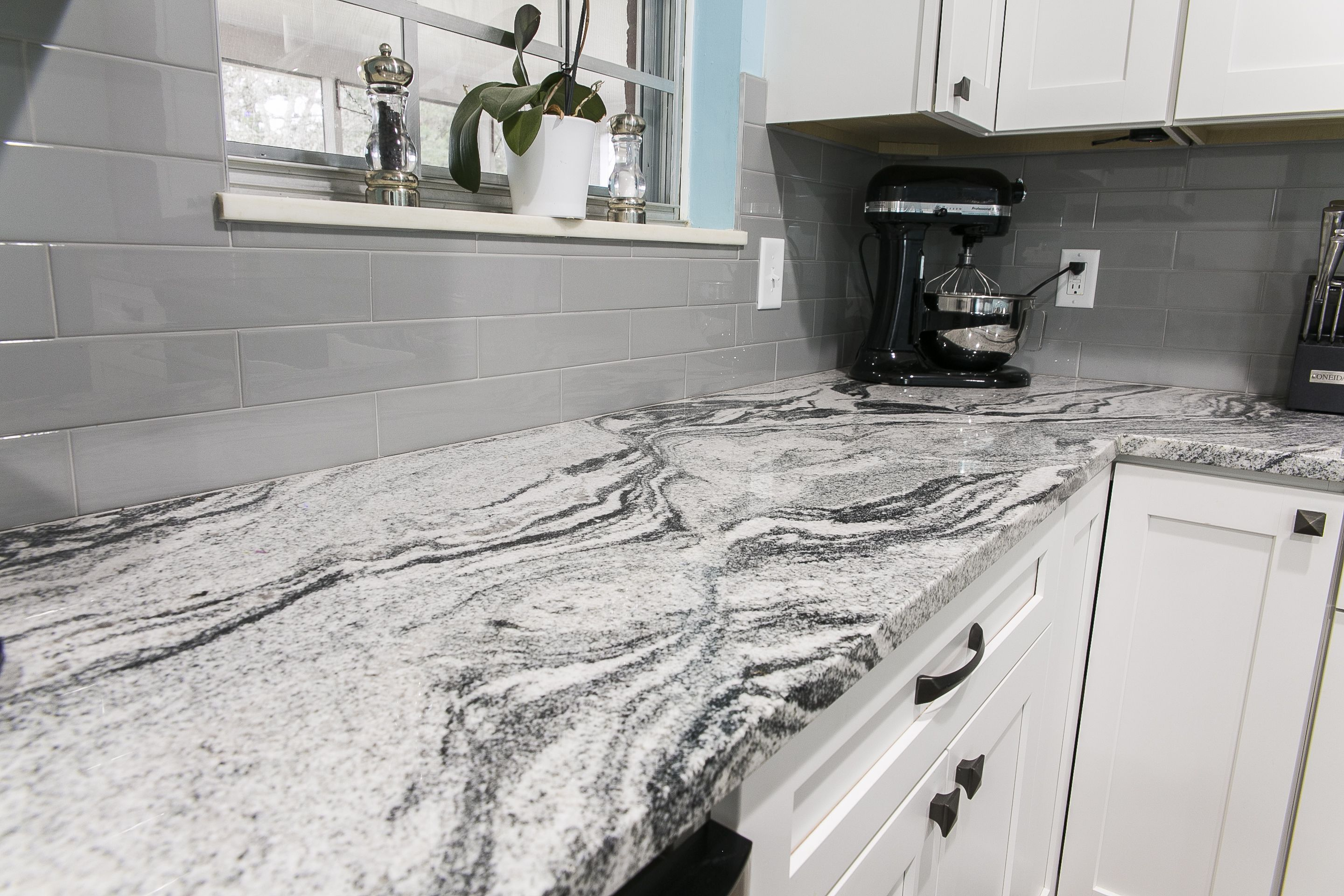 Gorgeous Vanilla Ice Granite In This Knoxville Tn Home By