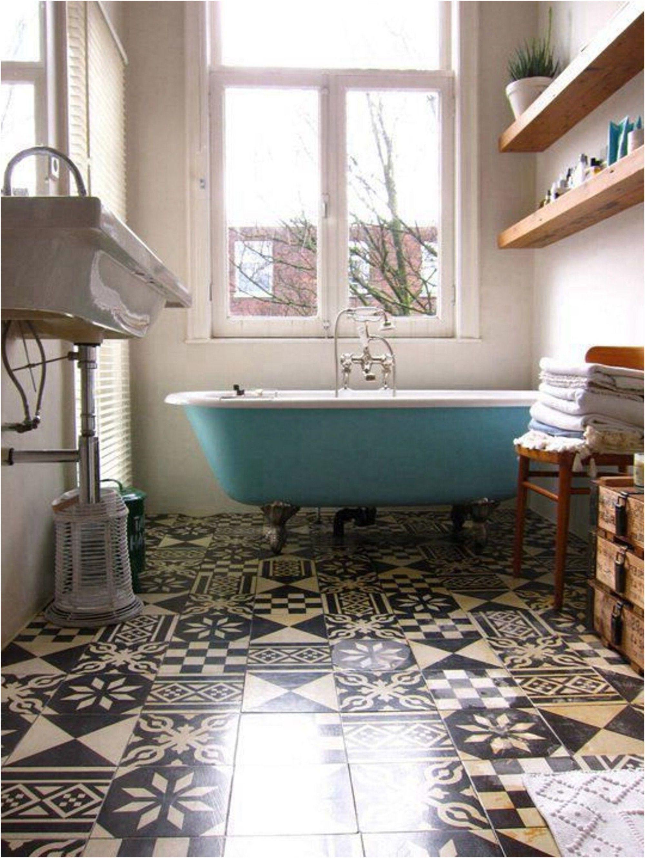 Fresh Unusual Bathroom Flooring Ideas