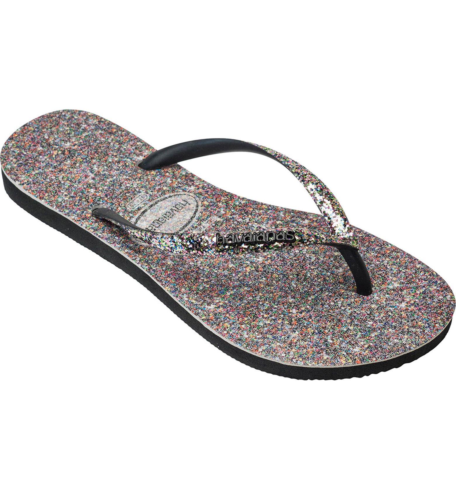 slimming flip flops)