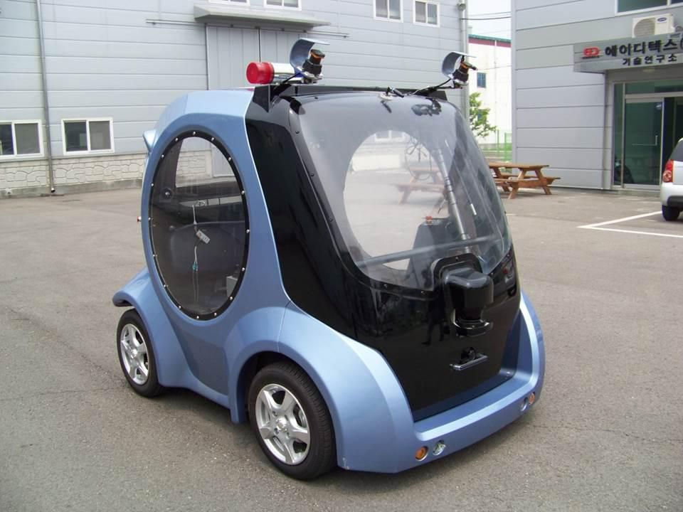 increx | Automotive - Electric Vehicle