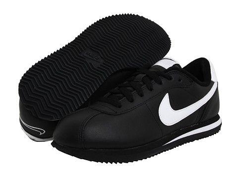 Nike Kids Cortez Leather (Big Kid) at