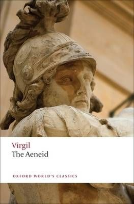 The Aeneid by Virgil.  The supreme Roman epic and the greatest poem in Latin, the Aeneid has inspired many of the great European poets including Dante and Milton. The Trojan hero Aeneas, after surviving the sack of Troy, makes his way to the West, urged on by benevolent deities and following a destiny laid down by Jupiter, but harassed and impeded by the goddess Juno. He wins his way to Italy despite many trials, of which the greatest is the tragic outcome of his love affair with Dido, Queen…