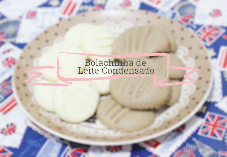 Bolachinhas de Leite Condensado - Culinária - Coisas de Blogueiras