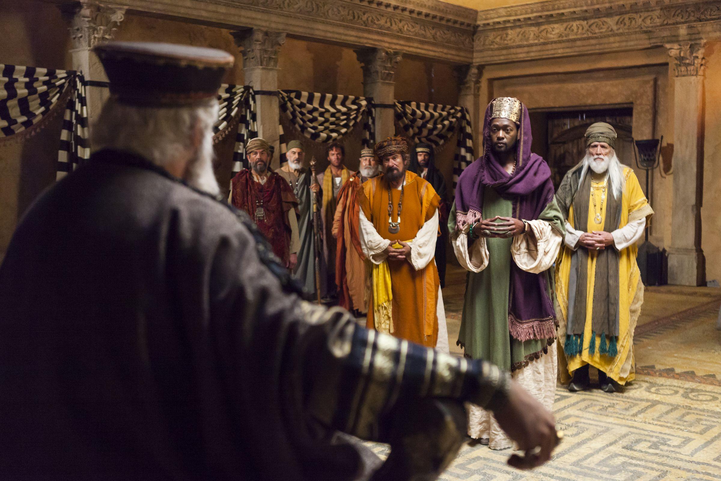 Wise Men before Herod | Wise men, Three wise men, Bible images