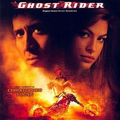 Christopher Young Ghost Rider Ost Overstock Com Shopping The Best Deals On Soundtracks Ghost Rider Movie Ghost Rider 2007 Ghost Rider