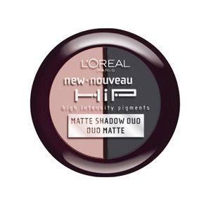HiP high intensity pigments™ Matte Shadow Duos - Eyeshadow By L'Oreal Paris dashing